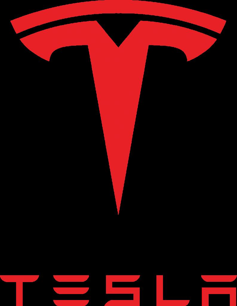 Tesla Logo Cars